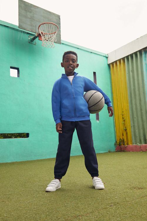 Pantalon de jogging enfant bas elastiquÉ (64-051-0)