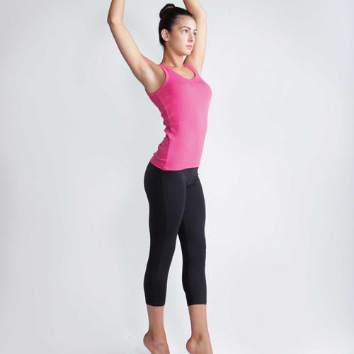 Legging 3/4 femme